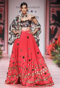 orange-flared-lehenga-with-embellishment