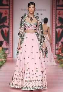 rose-pink-skein-work-lehenga