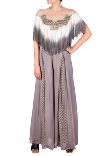 grey-bead-and-long-tassel-jumpsuit