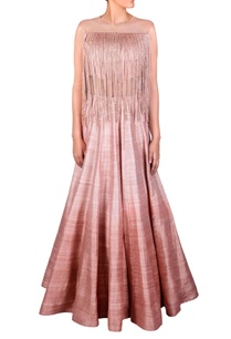 pink-tassel-flared-anarkali-gown