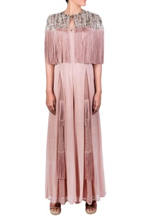 blush-pink-jumpsuit-with-cape-layer