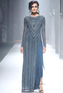 blue-fringe-design-gown