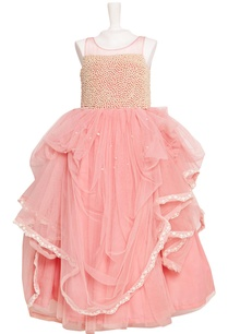 pink-tulle-net-ballon-gown