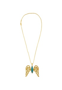gold-plated-wing-pendant-necklace