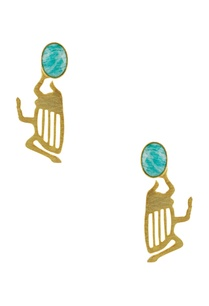 gold-plated-amazonite-earrings