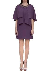 regal-purple-layered-dress