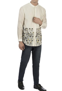white-thread-embroidered-shirt