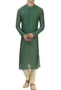 green-patra-embroidered-kurta