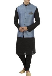 ash-blue-zardozi-embroidered-nehru-jacket