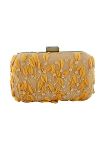 orange-clutch-with-floral-motifs