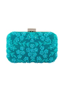 blue-clutch-with-thread-embroidery