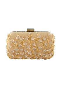 beige-gold-bead-embellished-clutch