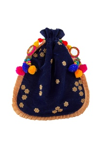 blue-potli-with-drawstring-closure