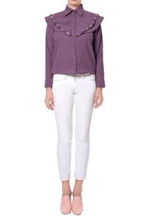 lilac-cape-style-blouse