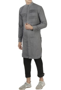 grey-pleated-style-kurta