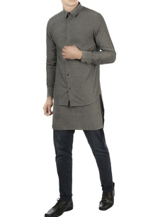 grey-shirt-style-kurta
