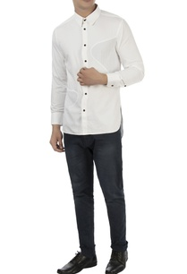 white-shirt-with-pleated-patches
