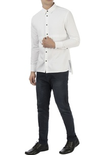 white-oxford-formal-shirt