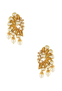 gold-plated-earrings-with-pearl-accents