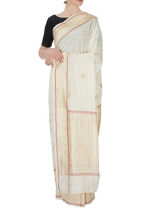 white-zari-banarasi-silk-sari-with-blouse-piece