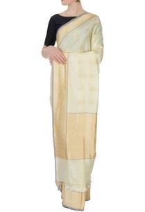 white-banarasi-silk-sari-in-zari-work-with-blouse-piece