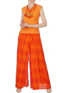 orange-draped-silk-jumpsuit