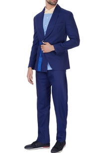 royal-blue-jacket-with-one-sided-belt