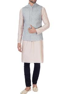 pink-silk-kurta-nehru-jacket