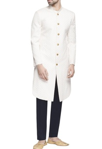 white-embroidered-classic-sherwani