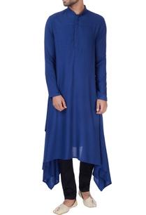 blue-side-asymmetric-style-kurta