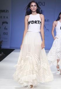 white-organza-tassel-skirt