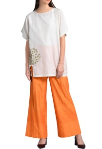 orange-wide-legged-trousers