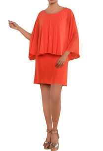 orange-party-dress-with-deep-back