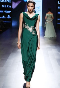 green-cowl-style-gown