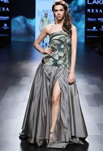 grey-tafetta-silk-embroidered-gown