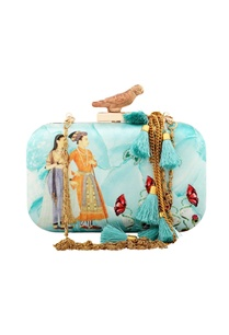 blue-royal-maharaja-satin-clutch