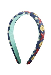 blue-floral-printed-hairband