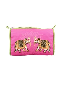 pink-hathi-bageecha-travel-pouch