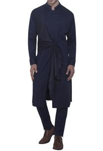 blue-drape-style-kurta