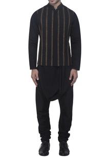 black-bead-embellished-jacket