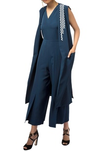 navy-blue-butter-crepe-silk-jumpsuit-with-sleeveless-jacket