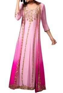 pink-ombre-zardozi-jacket-set