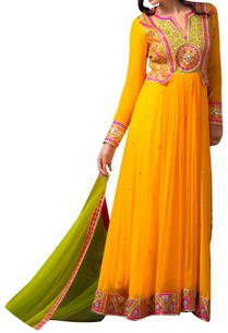 yellow-gota-patti-anarkali