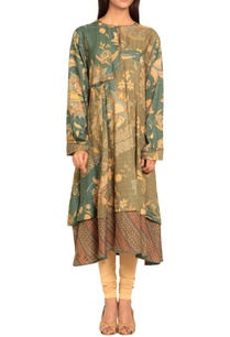 khaki-brown-organic-kurta