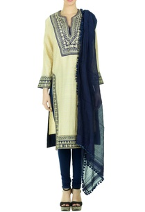 blue-yellow-kurta-leggings