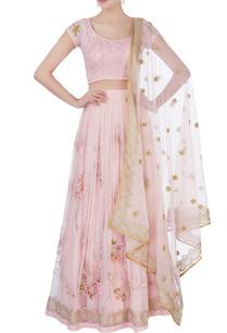 pastel-pink-sequin-lehenga-set