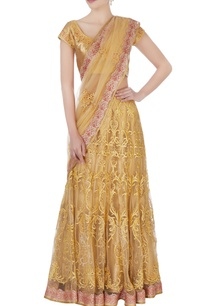 gold-zardozi-sari-with-blouse-petticoat