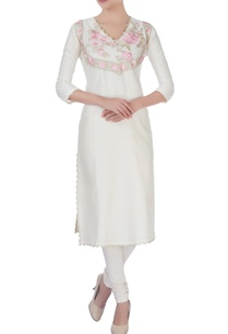 cream-kurta-in-vintage-rose-embroidery