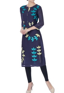blue-patch-embroidered-kurta