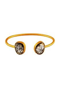 black-stonework-cuff-bracelet